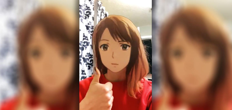 Anime Lens Snap