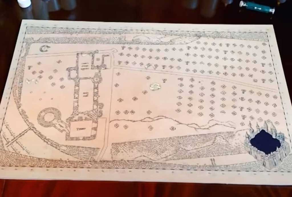 Marauder Map AR