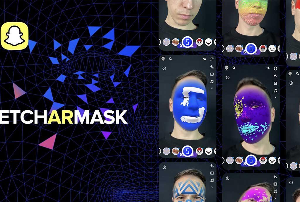 sketchar mask